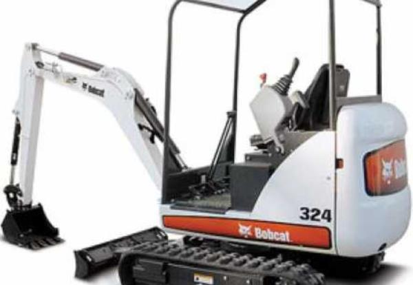 Where to find EXCAVATOR, BOBCAT 324 in Kamloops