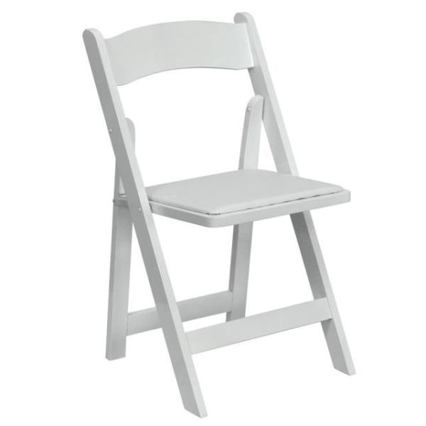 Where to find CHAIR, CATHEDRAL  WHITE PADDED in Kamloops