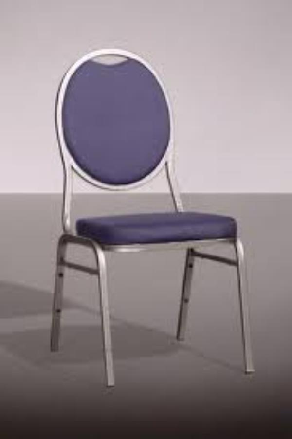 Where to find CHAIR, BANQUET BLUE PADDED in Kamloops