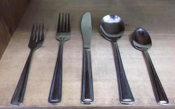 Where to find CUTLERY, ROYAL DINNER FORK in Kamloops
