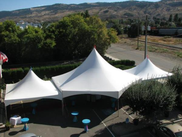 Where to find TENT, 40 X 36 HEXAGON in Kamloops