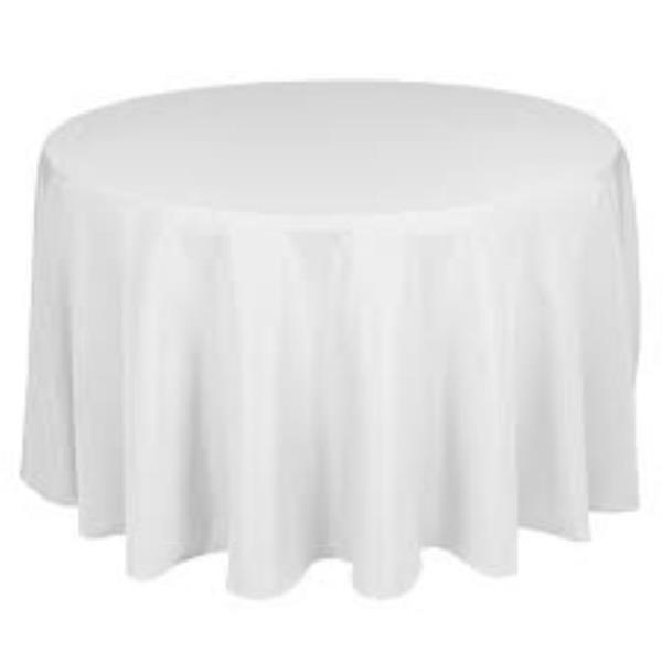 Where to find TABLECLOTH 120  ROUND in Kamloops
