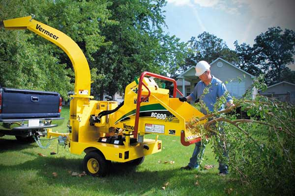 Tree care tool rentals in Kamloops BC